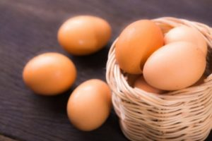 a focus on the nutritional value of eggs